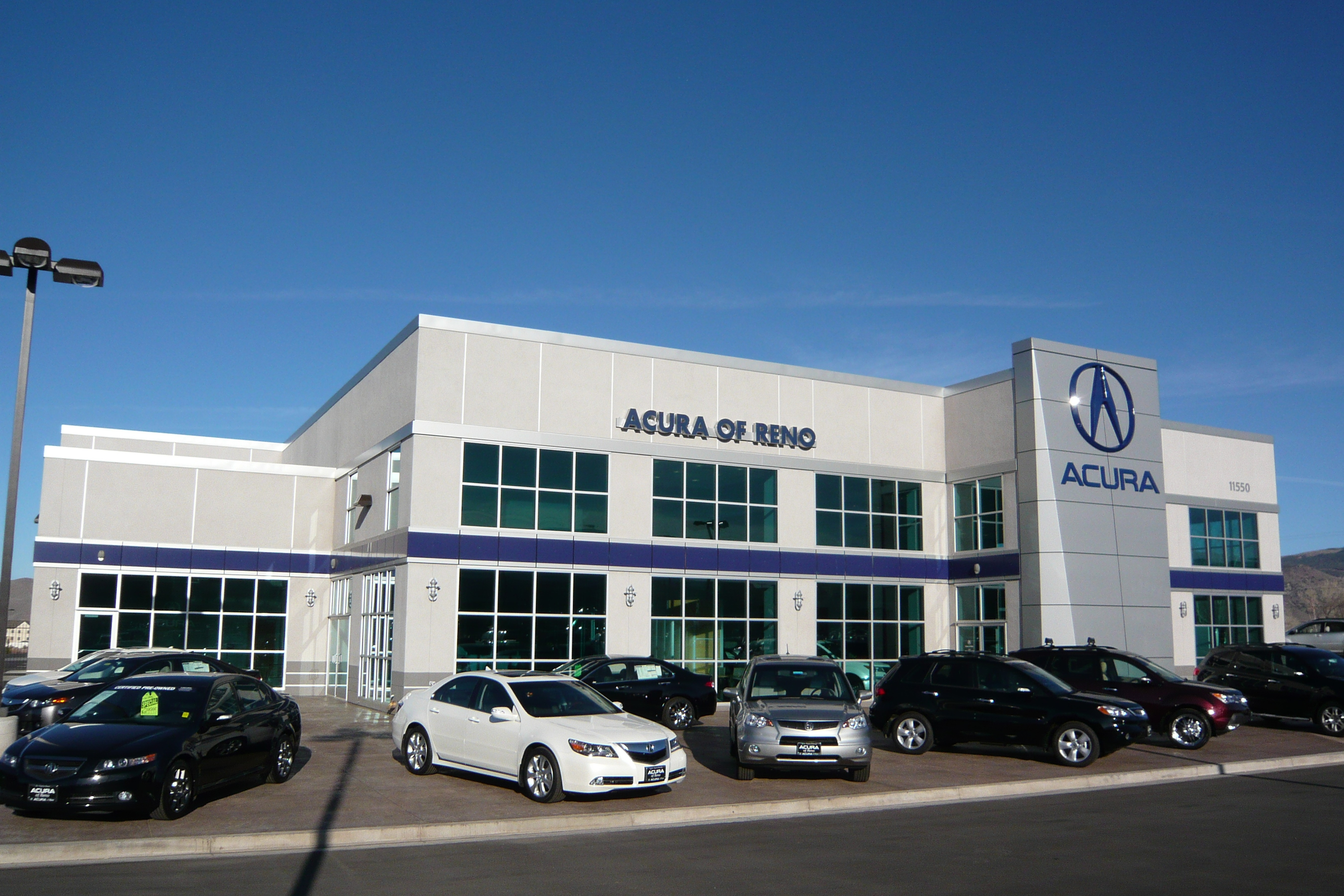 Acura Of Reno >> Reno Location 775 324 6688