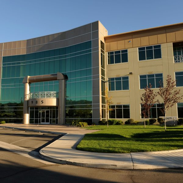 Capital Glass provides Reno, Carson City and the Northern Nevada area with the best in residential and commercial glass services. Our services include glass repair, window repair, automatic door installation, and frameless shower enclosures. Commercial Building, Reno, NV