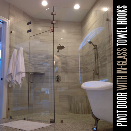 Capital Glass provides Reno, Carson City and the Northern Nevada area with the best in residential and commercial glass services. Our services include glass repair, window repair, automatic door installation, and frameless shower enclosures. heavy glass shower 2