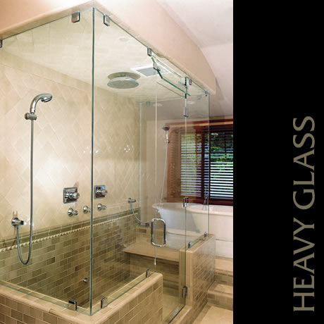 Capital Glass provides Reno, Carson City and the Northern Nevada area with the best in residential and commercial glass services. Our services include glass repair, window repair, automatic door installation, and frameless shower enclosures. heavy glass shower 5