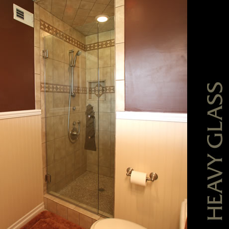Capital Glass provides Reno, Carson City and the Northern Nevada area with the best in residential and commercial glass services. Our services include glass repair, window repair, automatic door installation, and frameless shower enclosures. heavy glass shower 7