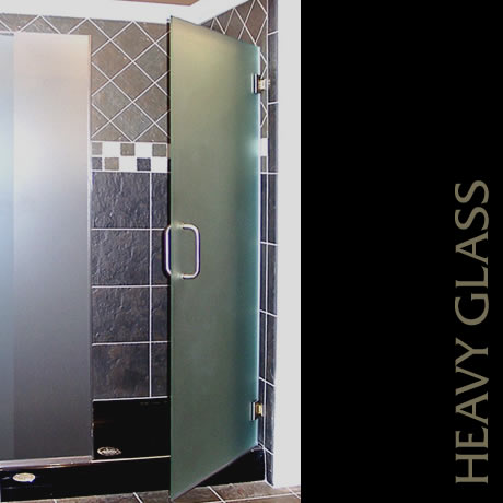Capital Glass provides Reno, Carson City and the Northern Nevada area with the best in residential and commercial glass services. Our services include glass repair, window repair, automatic door installation, and frameless shower enclosures. heavy glass shower 8