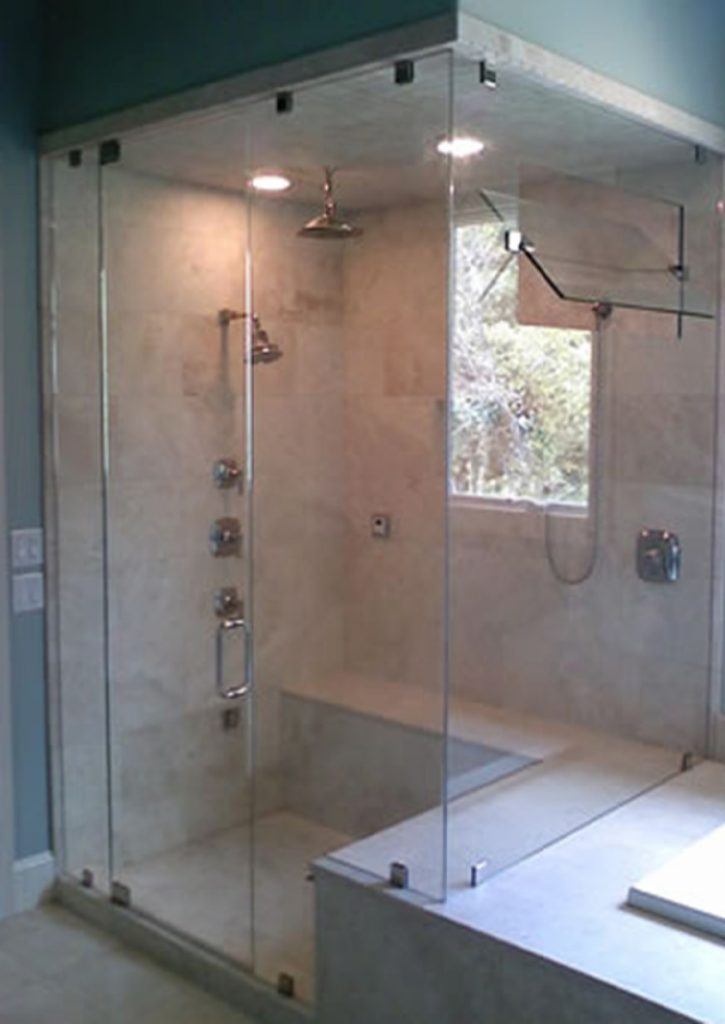 Capital Glass provides Reno, Carson City and the Northern Nevada area with the best in residential and commercial glass services. Our services include glass repair, window repair, automatic door installation, and frameless shower enclosures. shower
