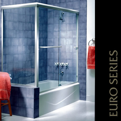 Capital Glass provides Reno, Carson City and the Northern Nevada area with the best in residential and commercial glass services. Our services include glass repair, window repair, automatic door installation, and frameless shower enclosures. traditional shower 2