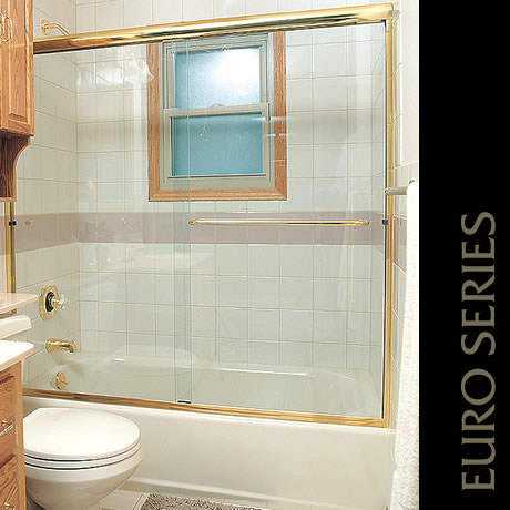 Capital Glass provides Reno, Carson City and the Northern Nevada area with the best in residential and commercial glass services. Our services include glass repair, window repair, automatic door installation, and frameless shower enclosures. traditional shower 3