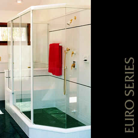Capital Glass provides Reno, Carson City and the Northern Nevada area with the best in residential and commercial glass services. Our services include glass repair, window repair, automatic door installation, and frameless shower enclosures. traditional shower 5