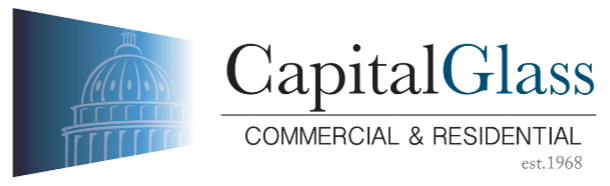 Capital Glass provides Reno, Carson City and the Northern Nevada area with the best in residential and commercial glass services. Our services include glass repair, window repair, automatic door installation, and frameless shower enclosures. capital glass logo