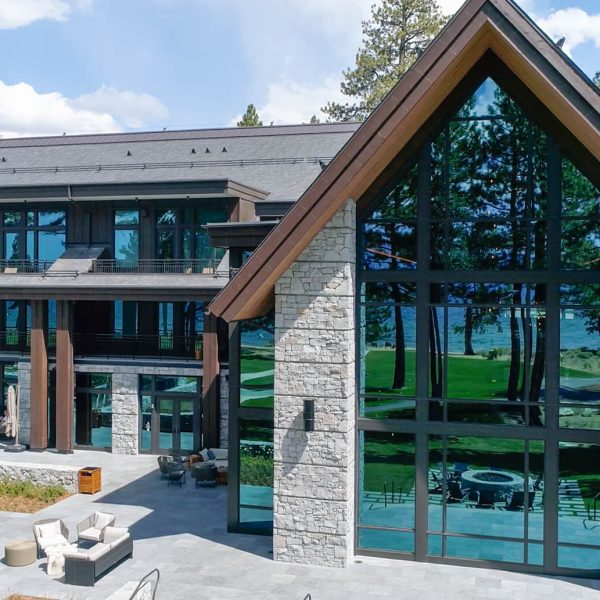 Capital Glass provides Reno, Carson City and the Northern Nevada area with the best in residential and commercial glass services. Our services include glass repair, window repair, automatic door installation, and frameless shower enclosures. Edgewood 2